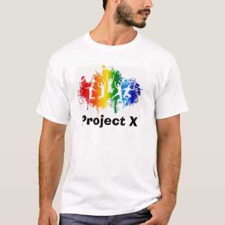 Project X - Mud Race T-Shirt