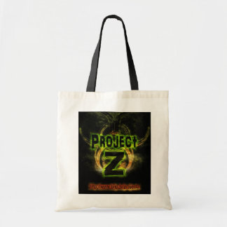 Project Z tote bag