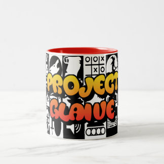 ProjectGlaive Logo mug - £11.00