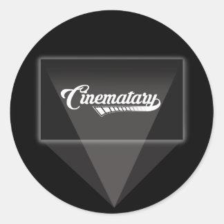 Projection Logo Sticker