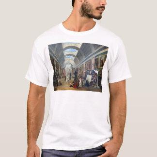 Projet d'aménagement de la Grande Galerie T-Shirt
