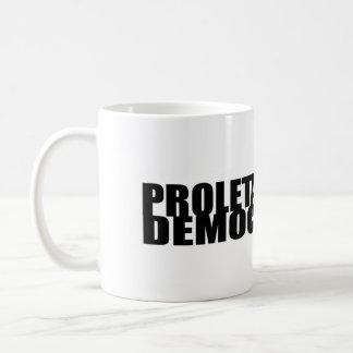 Proletarian Democracy Mug