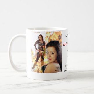 PROLOOK HOTSHOTS MODEL - ALYSSA MCKEE COFFEE MUG