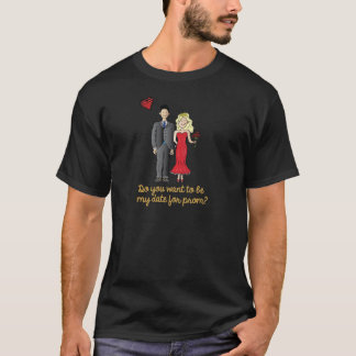 prom date T-Shirt