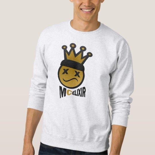Prom King Signature Logo - Goldie Sweatshirt