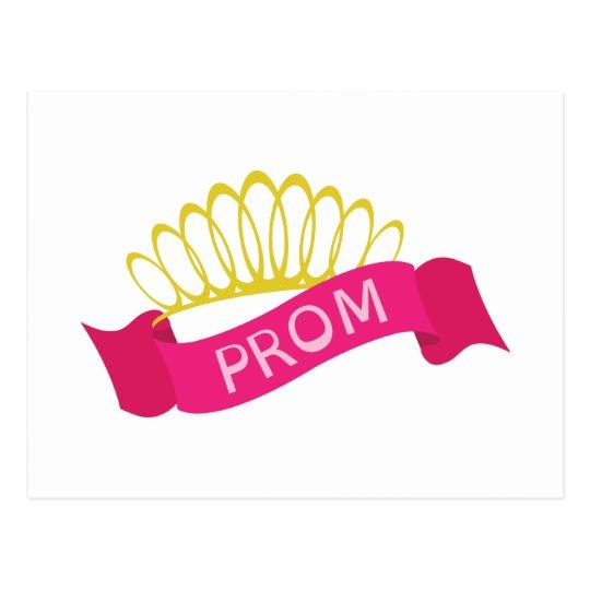Prom Postcard