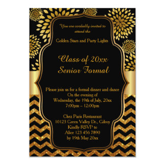 Prom senior formal class 2017 card