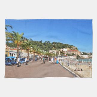 Promenade des Anglais Kitchen Towel