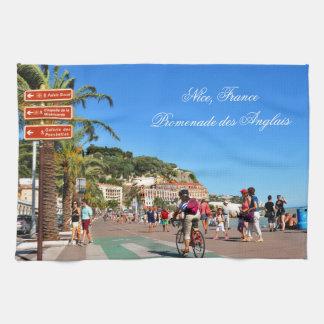 Promenade des Anglais Towel