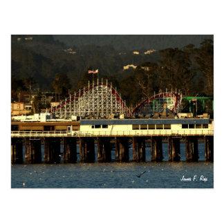 Promenade et quai de Santa Cruz Cartes Postales