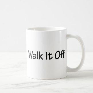 Promenade il mug blanc