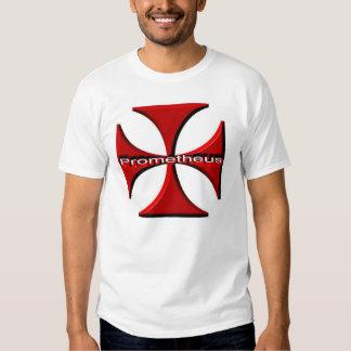 Prometheus Maltese Cross Tshirts