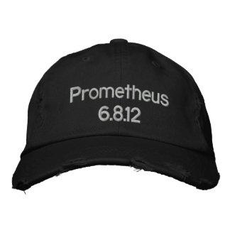 Prometheus Movie Hat Embroidered Baseball Cap