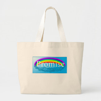 Promise Large Tote Bag