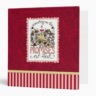 Promises - Scrapbook Binder