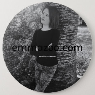 PROMO for Documentary 6 Inch Round Button
