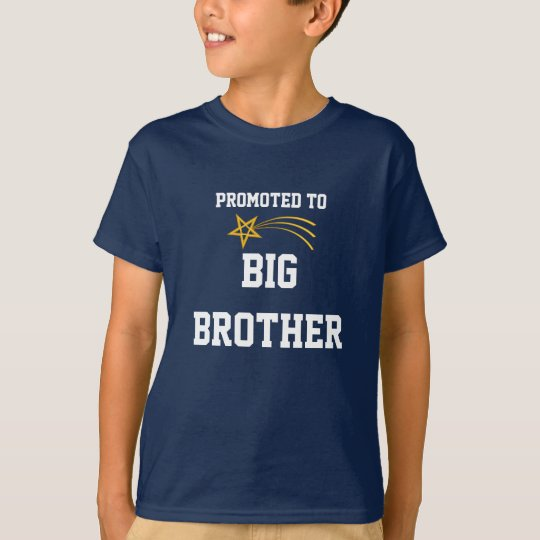Promoted to Big Brother T-Shirt