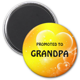 Promoted to Grandpa Magnet