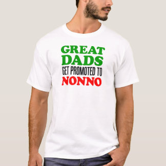 Promoted To Nonno T-Shirt