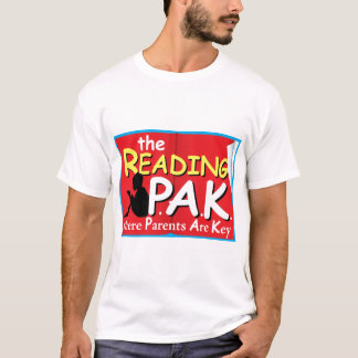 Promoting parents reading to children T-Shirt