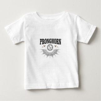pronghorn butterfly art baby T-Shirt