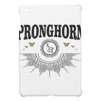 pronghorn butterfly art iPad mini cases