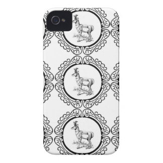 Pronghorn plenty iPhone 4 case