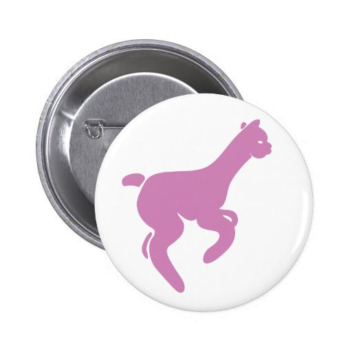 Pronking Crias Buttons