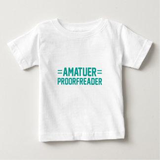 Proorfreader Baby T-Shirt
