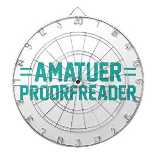 Proorfreader Dart Board
