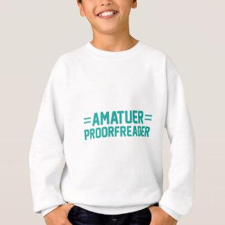 Proorfreader Sweatshirt