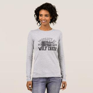 Prop of Wolf Creek - Bella+Canvas Longsleeve T Long Sleeve T-Shirt