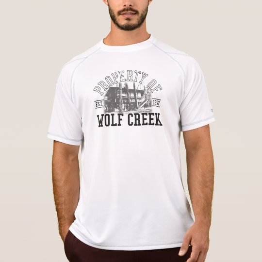 Prop of Wolf Creek - Men's New Balance T-Shirt