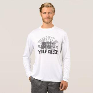 Prop of Wolf Creek - Men's Sport-Tek Long Sleeve T-Shirt