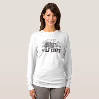 Prop of Wolf Creek - Women's Basic Longsleeve T-Shirt