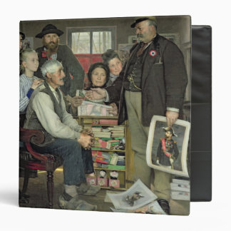 Propaganda, 1889 vinyl binders