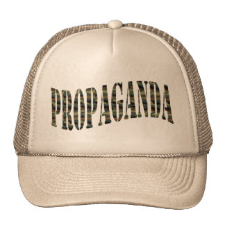 Propaganda Exotic Camo Trucker Hat