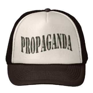 Propaganda Forest Camo Trucker Hat