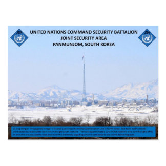 Propaganda Village Postcard