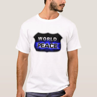 Propagating World Peace T-Shirt