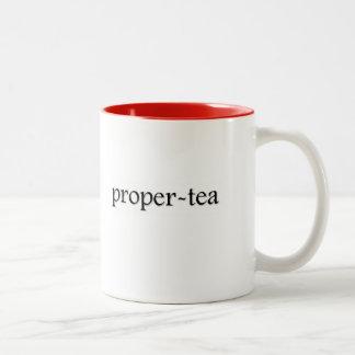 Proper-tea Tea Mug
