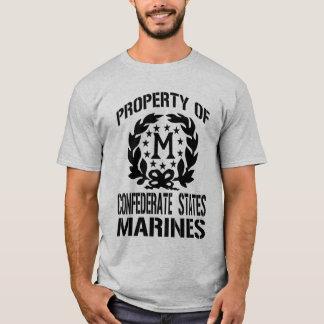 Property Confederate Marines T-Shirt