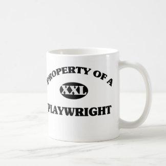 Property of a PLAYWRIGHT Coffee Mug