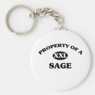 Property of a SAGE Key Chains