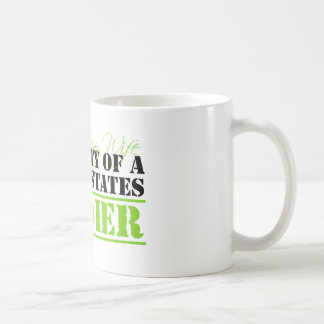 Property Of A Soldier Coffee Mug