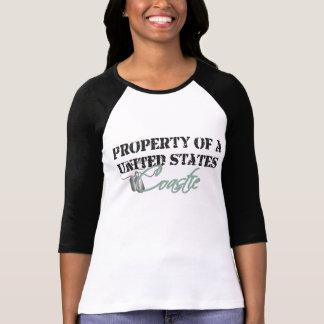 Property of a US Coastie T-Shirt