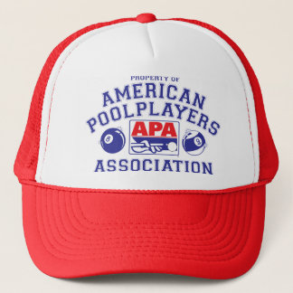 Property of APA Trucker Hat