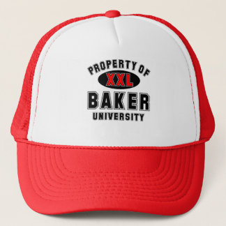 Property of Baker University Trucker Hat