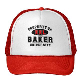 Property of Baker University Trucker Hat