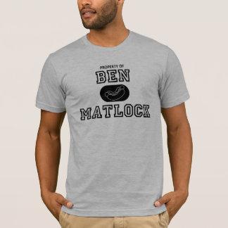 Property of Ben Matlock T-Shirt